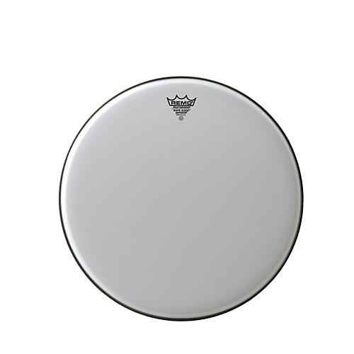 Remo White Suede Emperor Batter Drumhead 16 in.