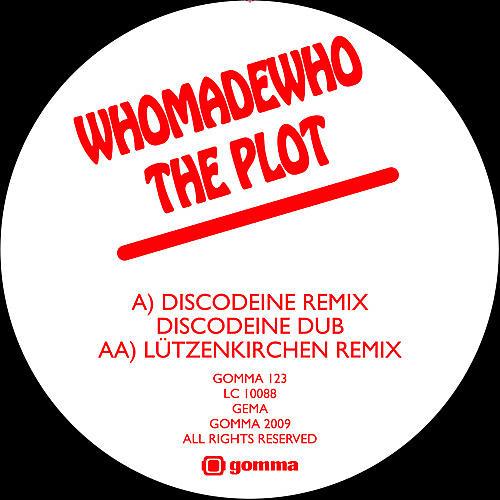 Alliance WhoMadeWho - Plot [Pt. 2] [Discodeine and Lutzenkirchen Remixes] [Single]
