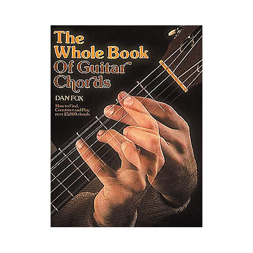 G. Schirmer Whole Book of Guitar Chords Book