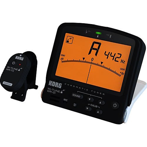 Korg Wi-Tune Wireless Chromatic Tuner