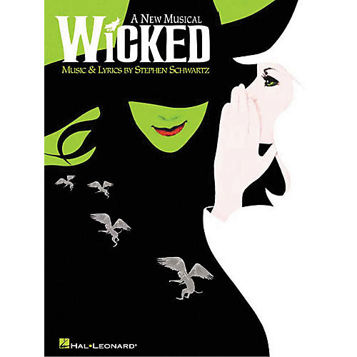 Hal Leonard Wicked Piano Vocal Songbook