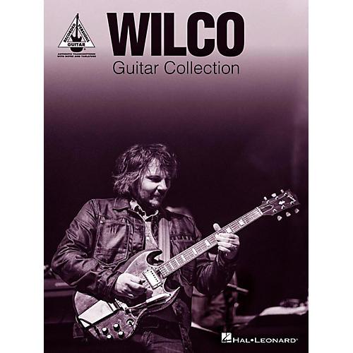 Hal Leonard Wilco Guitar Collection Guitar Tab Songbook-thumbnail