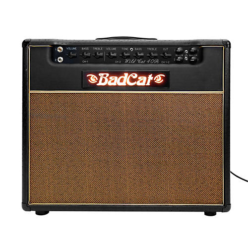 bad cat wild cat r 40w 1x12 guitar tube combo amp musician 39 s friend. Black Bedroom Furniture Sets. Home Design Ideas
