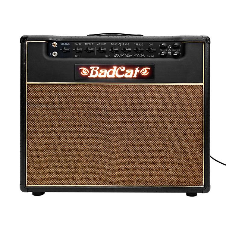 Bad CatWild Cat R 40W 1x12 Guitar Tube Combo Amp