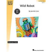 Hal Leonard Wild Robot Piano Library Series by Jennifer Linn (Level Late Elem)