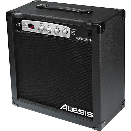 alesis wildfire 30 guitar combo amp musician 39 s friend. Black Bedroom Furniture Sets. Home Design Ideas