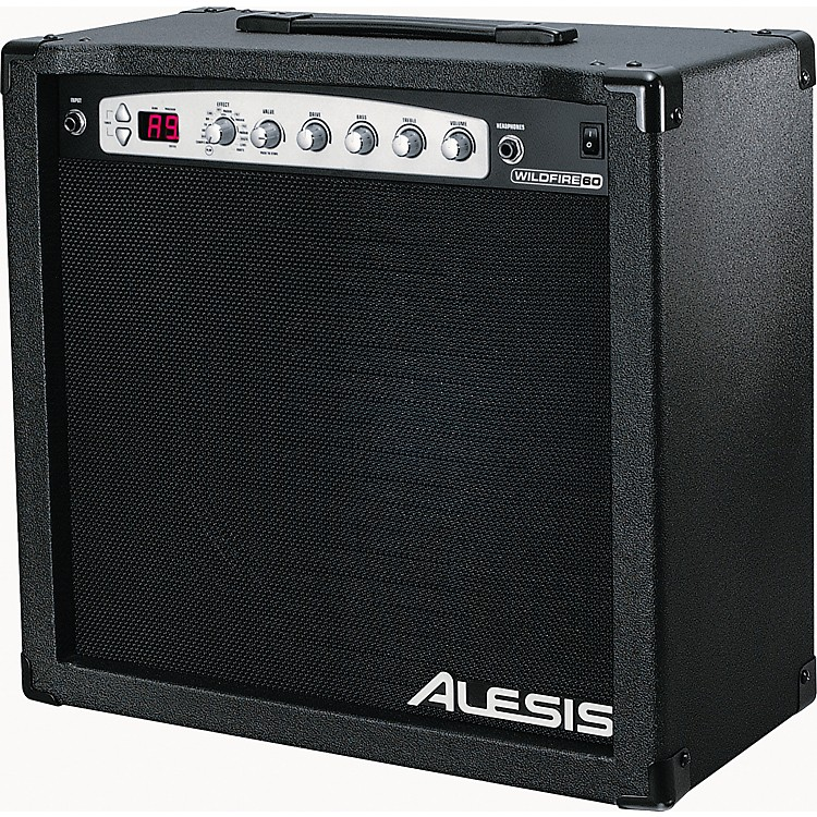 how to set up a speaker for alesis nitro