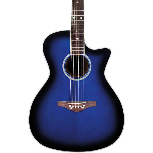Daisy Rock Wildwood Acoustic-Electric Guitar-thumbnail
