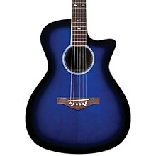 Daisy Rock Wildwood Artist Spruce Top Cutaway Acoustic-Electric Guitar