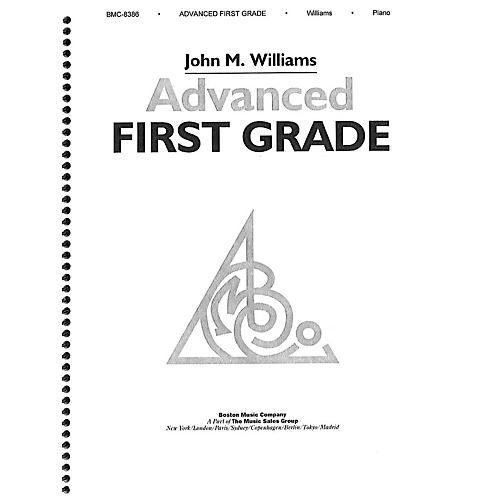 Music Sales Williams Advanced First Grade Piano Music Sales America Series