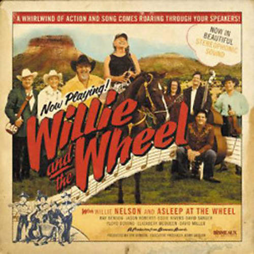 Alliance Willie Nelson - Willie and The Wheel