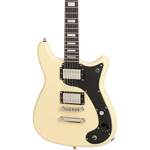 Epiphone Wilshire Phant-O-Matic Electric Guitar Antique Ivory