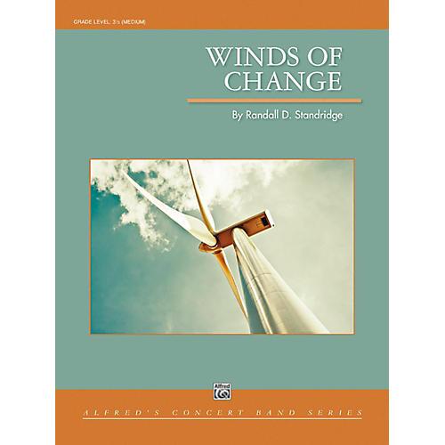 Alfred Winds of Change - Grade 3.5 (Medium)