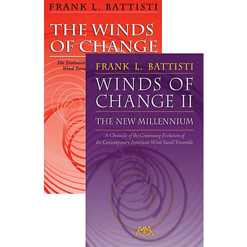 Meredith Music Winds of Change Academic Set Meredith Music Resource Series Softcover-thumbnail