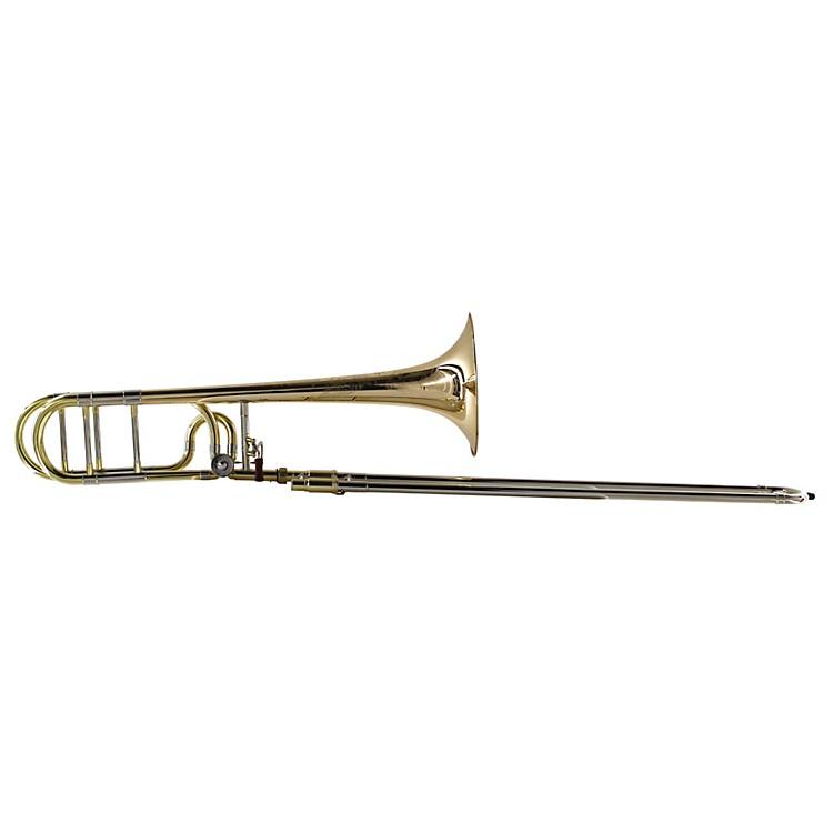 BAC Custom BrassWindy City Model Professional Symphonic F Attachment Trombone