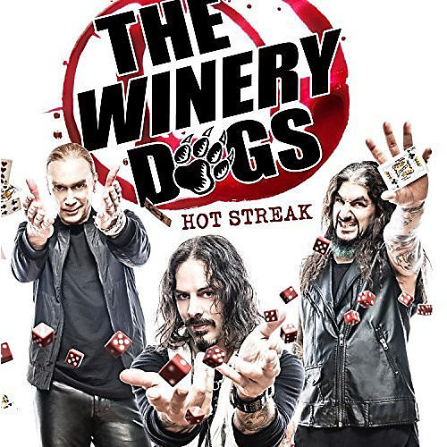 Alliance Winery Dogs - Hot Streak