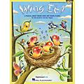 Hal Leonard Wing It! (A Musical About Taking Risks and Taking Flight!) Preview Pak Composed by John Jacobson-thumbnail