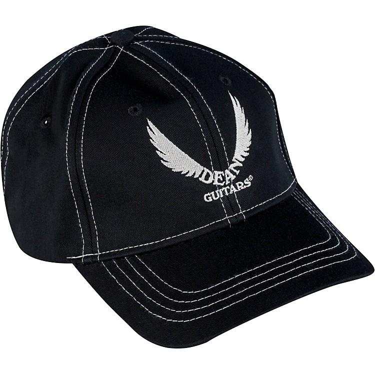 DeanWings Logo HatBlack