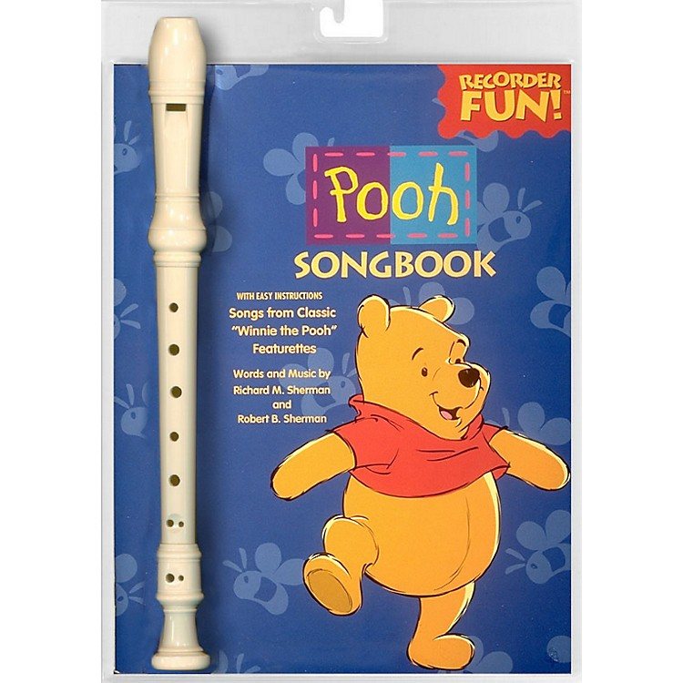 Hal LeonardWinnie The Pooh Recorder Fun! Pack