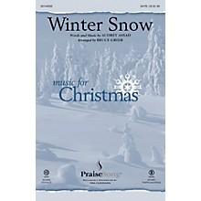 PraiseSong Winter Snow CHOIRTRAX CD by Audrey Assad Arranged by Bruce Greer