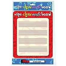 Music Sales Wipe Clean Music Board (Portrait Edition) Music Sales America Series Written by Various Authors