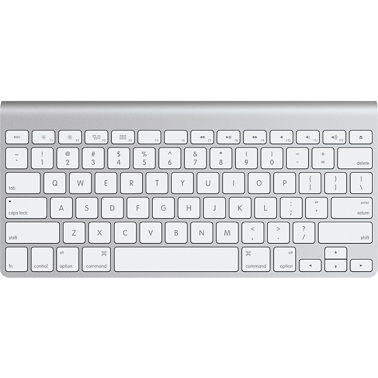 Apple Wireless Keyboard Aluminum