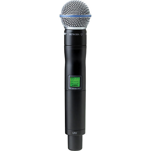 Shure Wireless Microphone-thumbnail