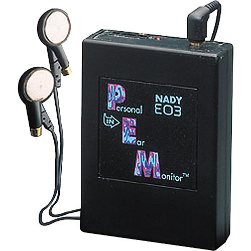 Nady Wireless Receiver for E03 In-Ear Personal Monitor System Band DD