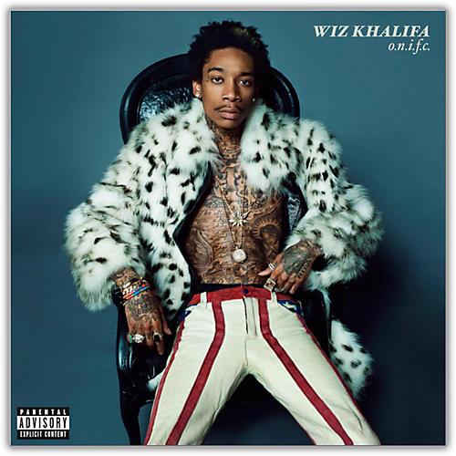 WEA Wiz Khalifa - O.N.I.F.C. Vinyl LP