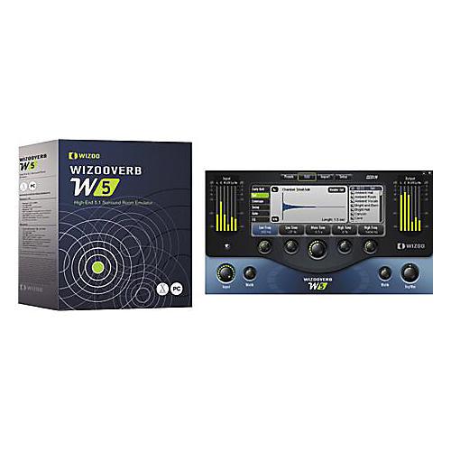 Wizoo Wizooverb W5 5.1 Surround Sound Room Emulator