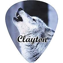 Clayton Wolf Guitar Pick Standard 1.26 mm 1 Dozen