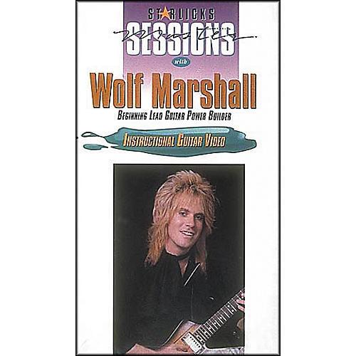 Star Licks Wolf Marshall (VHS)