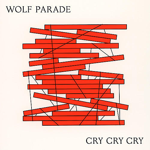 Alliance Wolf Parade - Cry Cry Cry