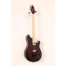 EVH Wolfgang Special Electric Guitar Level 2 Black Cherry Burst, Maple Fretboard 888366044827