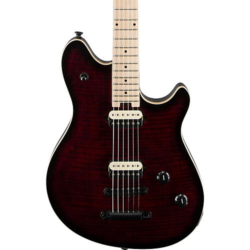 evh wolfgang special tunamatic bridge electric guitar burnt cherry burst musician 39 s friend. Black Bedroom Furniture Sets. Home Design Ideas