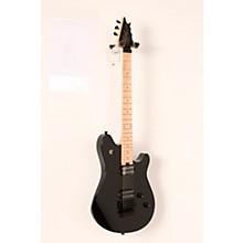 EVH Wolfgang Standard Electric Guitar Level 2 Black, Maple Fretboard 190839107091