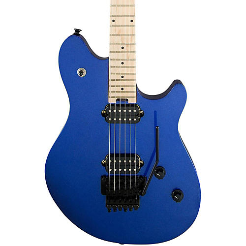 EVH Wolfgang Standard Electric Guitar Mystic Blue Metallic