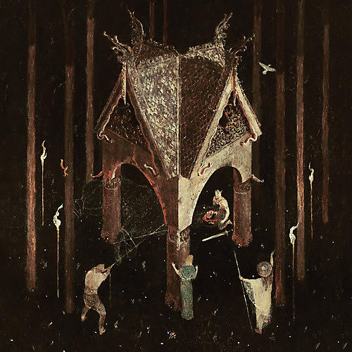 Alliance Wolves in the Throne Room - Thrice Woven