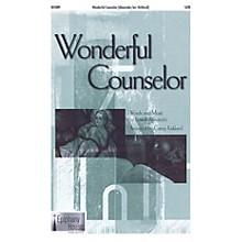 Epiphany House Publishing Wonderful Counselor SATB arranged by Camp Kirkland
