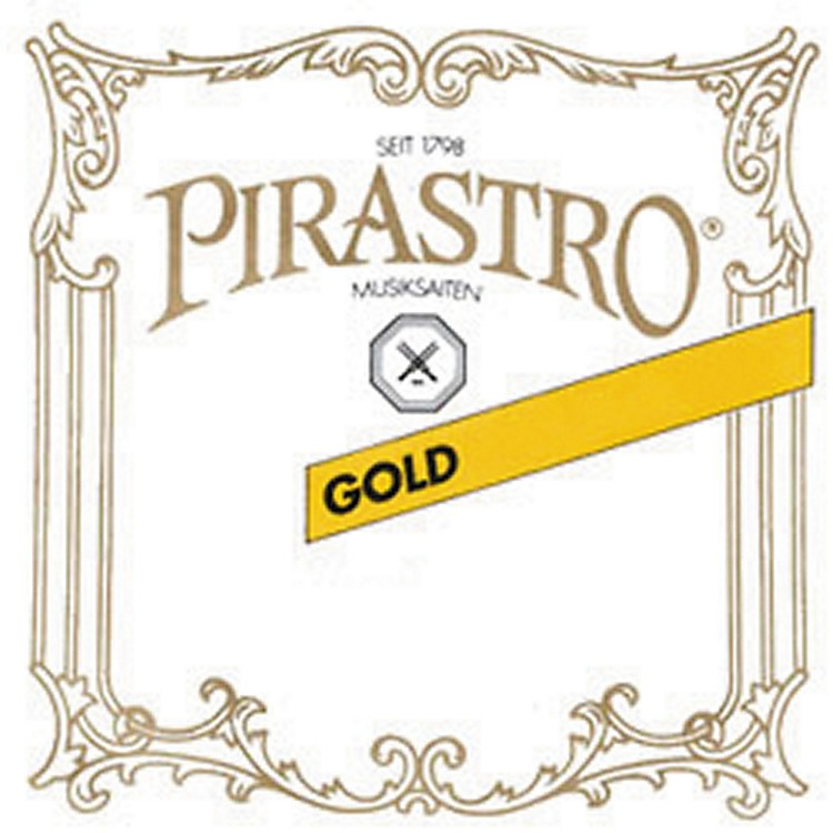 PirastroWondertone Gold Label Series Cello String Set4/4 Size
