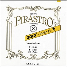 Pirastro Wondertone Gold Label Series Violin G String