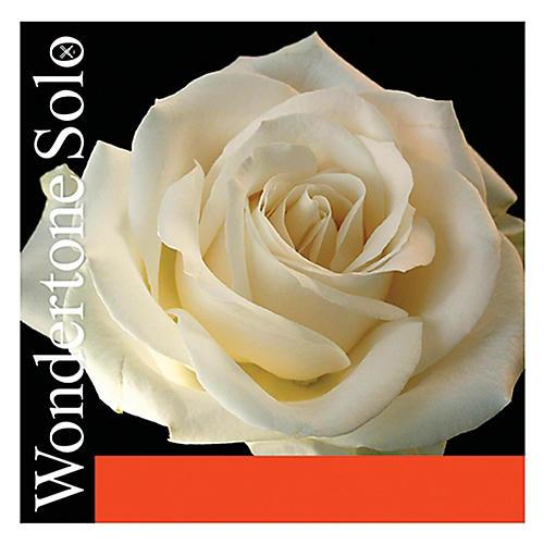 Pirastro Wondertone Solo Series Violin E String 4/4 Size Advanced Steel 26.7 Gauge Loop End-thumbnail