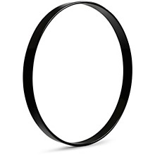 Gibraltar Wood Bass Drum Hoop 20 in. Black Lacquer