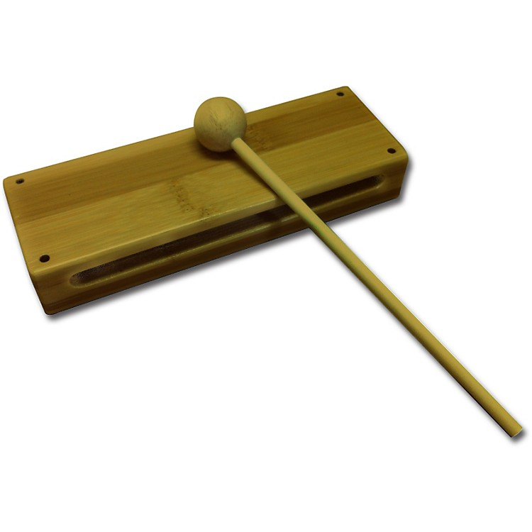 Rhythm Band Wood Block Bamboo