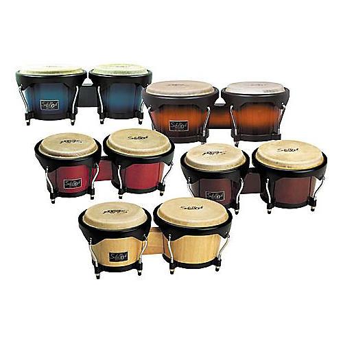 Schalloch Wood Bongo Set