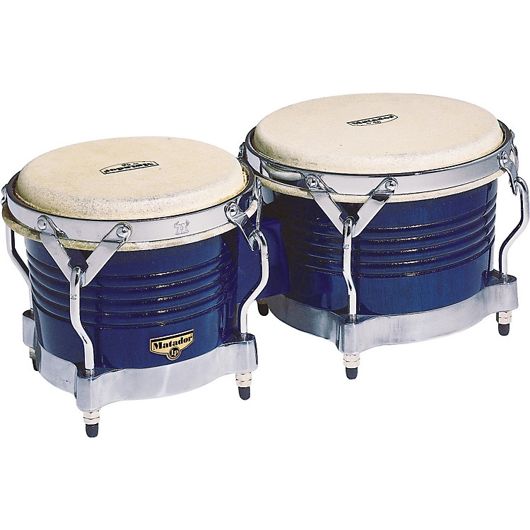 Matador Wood Bongos Black