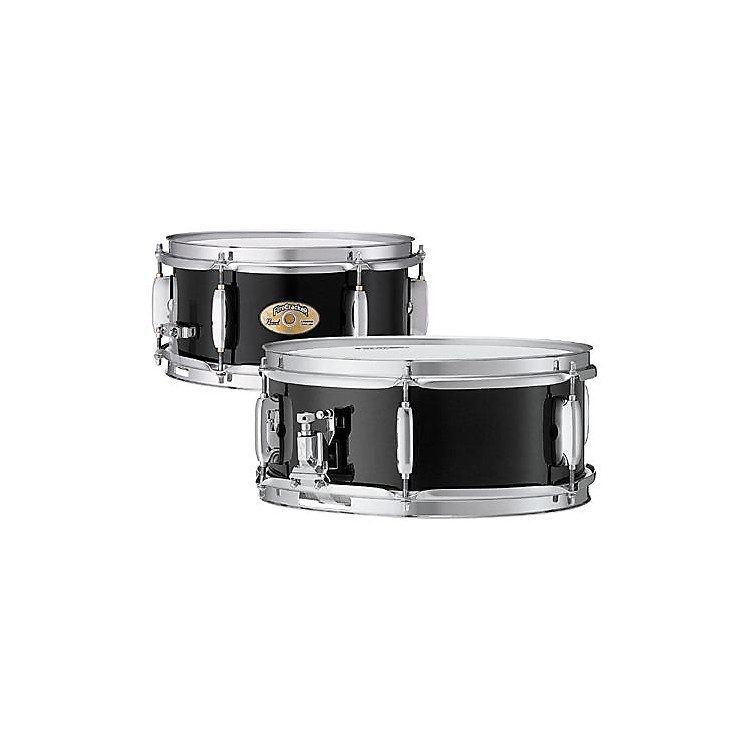 Pearl Wood Firecracker Snare Ebony 10x5 Inches