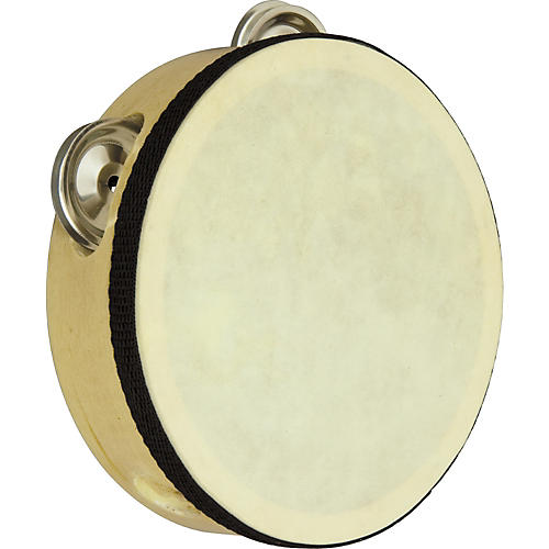 Rhythm Band Wood Rim Tambourine 6