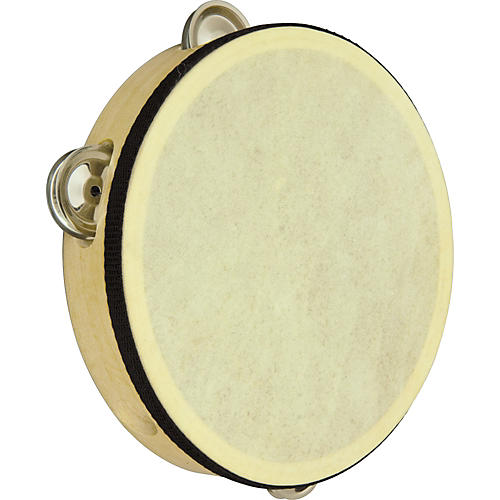 Rhythm Band Wood Rim Tambourine 8 In Rb526