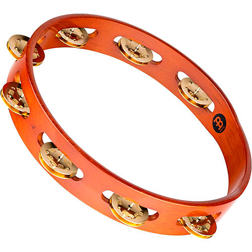 Meinl Wood Tambourine One Row